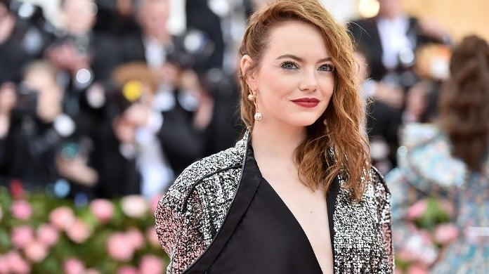 emma stone met gala getty images