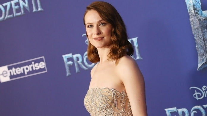 evan rachel wood frozen II getty images
