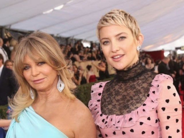 Kate Hudson Celebrates 'Beautiful Mama' Goldie Hawn's Birthday With Photo of Daughter Rani