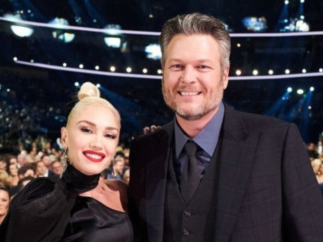 Gwen Stefani and Blake Shelton Celebrate Thanksgiving With a Very Unique Turkey