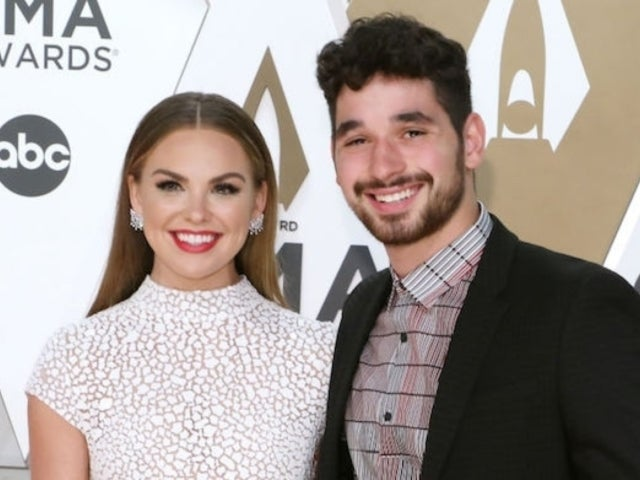 'Dancing With the Stars' Hannah Brown and Alan Bersten Fuel Romance Rumors After Attending CMA Awards Together