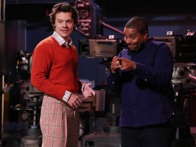 'SNL': Harry Styles Takes Magical Leap With Kenan Thompson in New Promo