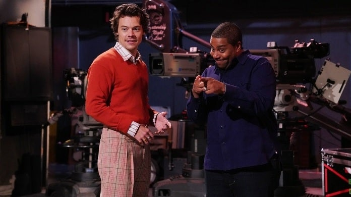 harry styles kenan thompson nbc snl