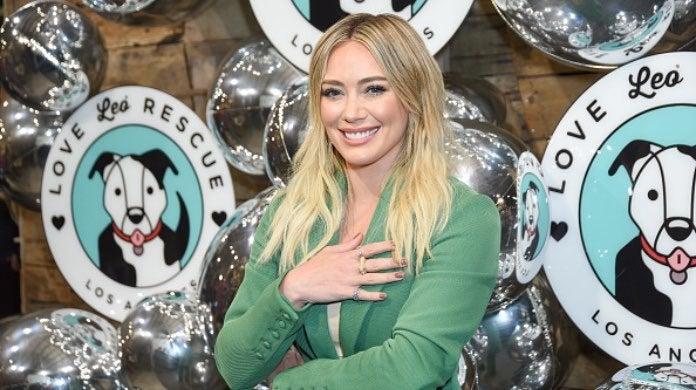 Hilary Duff 4-2
