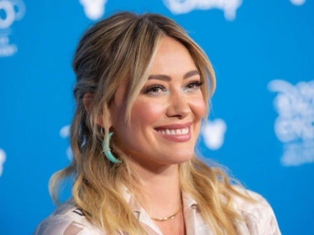 Hilary Duff Reveals 13-Month-Old Daughter Ate Dirt During Thanksgiving Family Photo