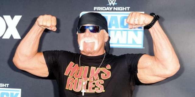 Hulk Hogan Tweets Support for Rodney Reed, But Backtracks After Fans Lash Out - PopCulture.com