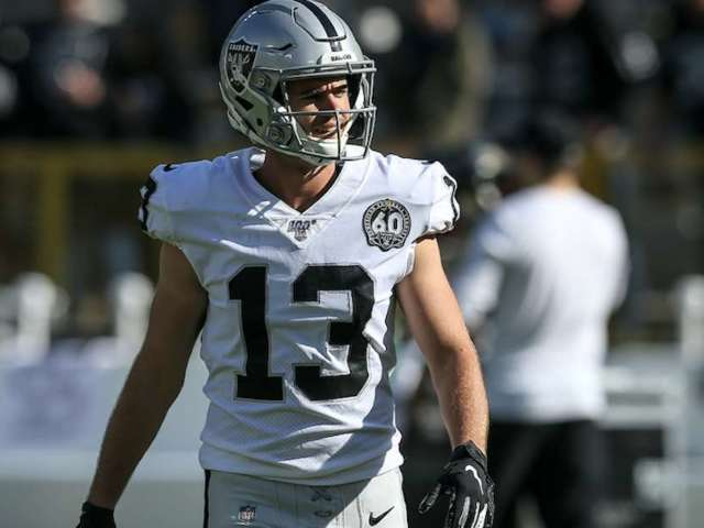 Raiders' Hunter Renfrow Accidentally Wears Captain Marvel Costume for Halloween, Didn't Realize She Was Female
