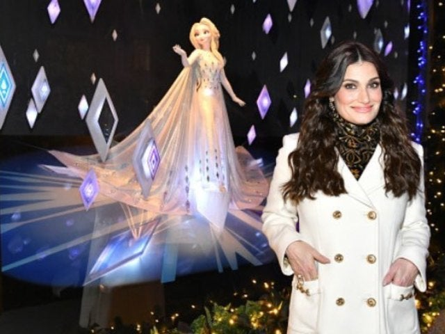 Idina Menzel Fans Loving Her Macy's Thanksgiving Day Parade Appearance