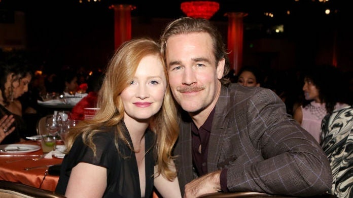 james van der beek kimberly