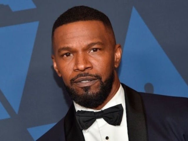 Jamie Foxx Spotted With Ex Kristin Grannis and 11-Year-Old Daughter During Football Game