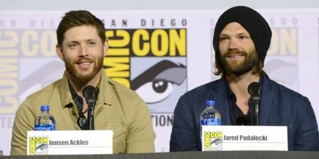 jared padalecki jensen ackles getty images