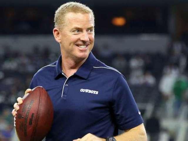 Cowboys Coach Jason Garrett Explains Controversial Decision to Kick Field Goal