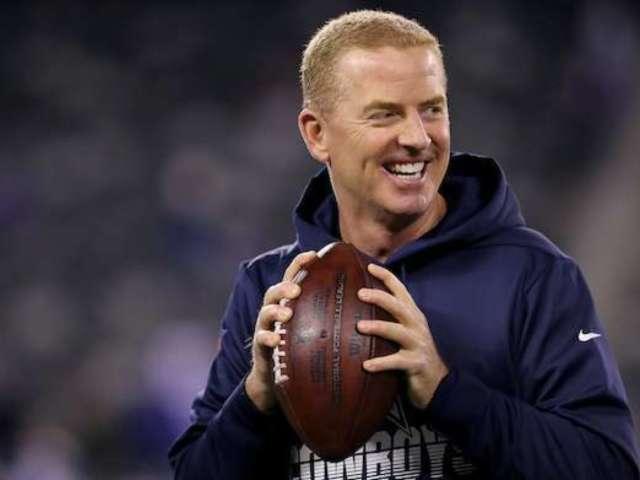 Giants Reportedly Interested in Cowboys Coach Jason Garrett