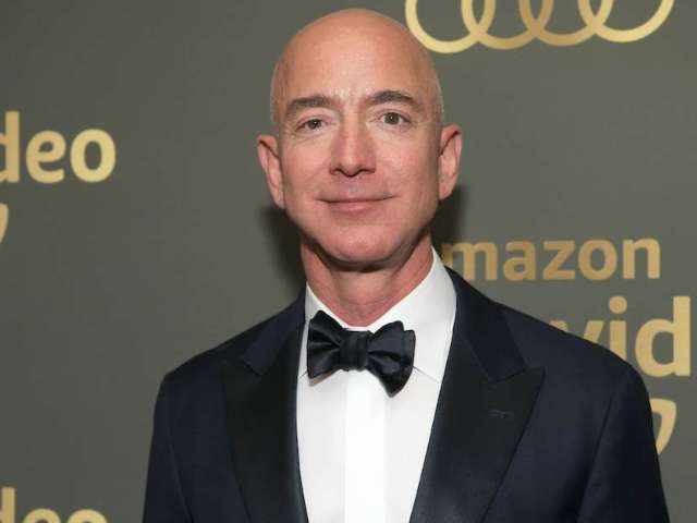 Report: Amazon Founder Jeff Bezos Wants to Own an NFL Team