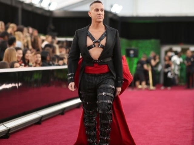 People's Choice Awards 2019: Designer Jeremy Scott With Leather Harness Mistaken for Mike 'The Situation' Sorrentino by Fans