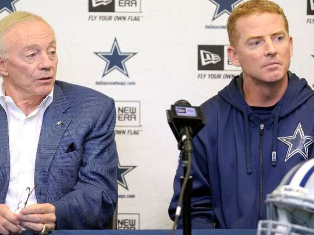 Cowboys Owner Jerry Jones Admits to Being a 'Jason Garrett Man,' but He Wants More Wins