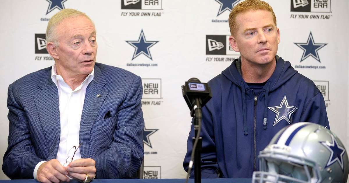 Jerry Jones Admits to Being a 'Jason Garrett Man,' but Cowboys Have to Win More Games