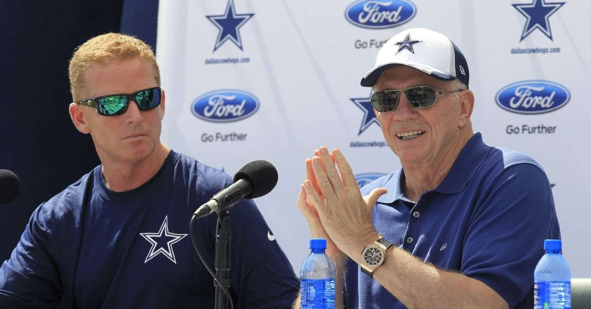 Jerry Jones Says He Will Not Fire Cowboys Head Coach Jason Garrett During the Season