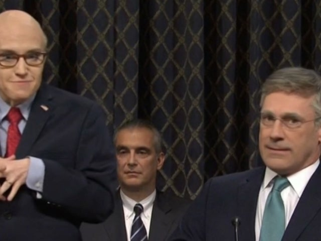 'SNL': Jon Hamm Joins 'Days of Our Lives'-Style Impeachment Hearings Cold Open