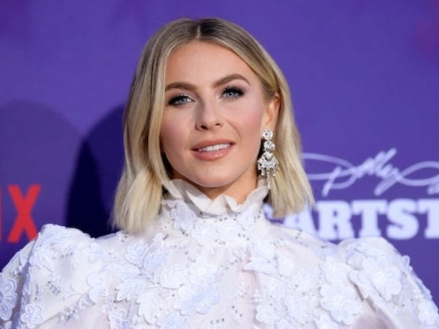 Julianne Hough Breaks Silence on 'America's Got Talent' Report of Criticism Over Her Physical Appearance
