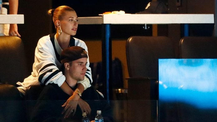 Justin and Hailey-2