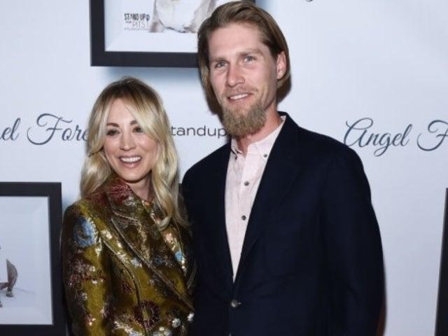 'Big Bang Theory' Alum Kaley Cuoco Admits She and Husband Karl Cook 'Love' Living Apart