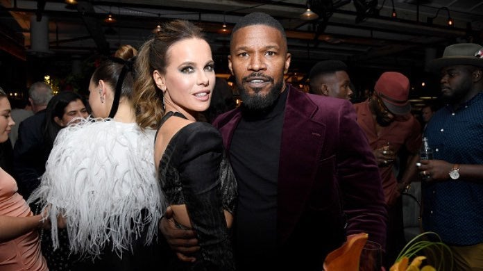 Kate Beckinsale and Jamie Foxx-2