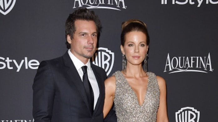 Kate Beckinsale and Len Wiseman-2