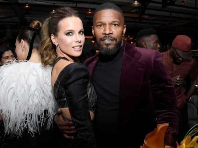 Kate Beckinsale Firmly Shoots Down Rumors She's Getting Romantic With Jamie Foxx