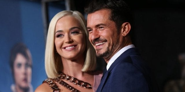 Katy Perry and Fiance Orlando Bloom Pose for Rare Photo Amid Birthday Celebration in Egypt