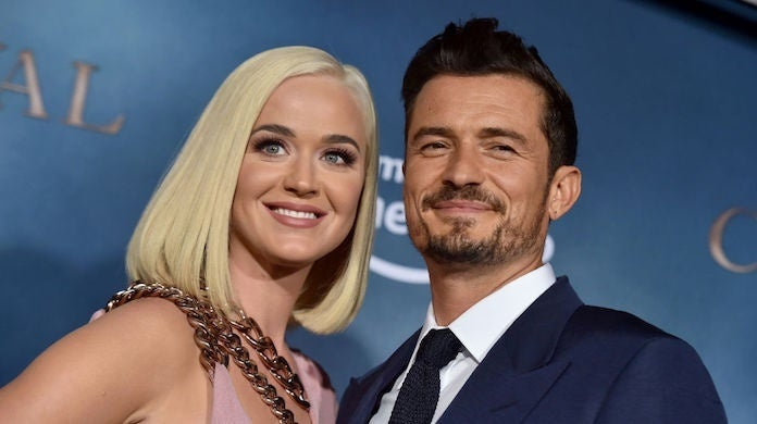 katy perry orlando bloom 2