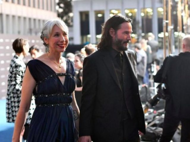 Keanu Reeves and Girlfriend Alexandra Grant Have Reportedly 'Been Dating for Years'