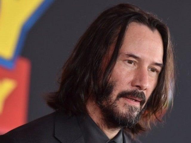'Spongebob Movie' Finds Keanu Reeves as a Sage Tumbleweed, and Social Media Loves It
