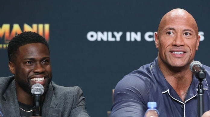 kevin-hart-dwayne-johnson-getty