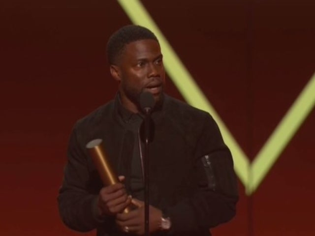 People's Choice Awards 2019: Kevin Hart Makes Emotional First TV Appearance Amid Car Accident Recovery