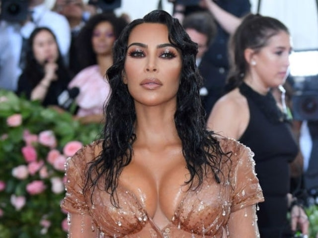 Kim Kardashian Reveals Kanye West Initially Disapproved of 'Too Sexy' Met Gala Dress Because It Had Fake Nipples