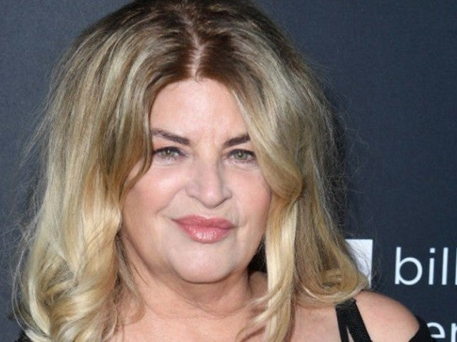 Kirstie Alley Praises Donald Trump's Response to Coronavirus: 'I Highly Commend You'