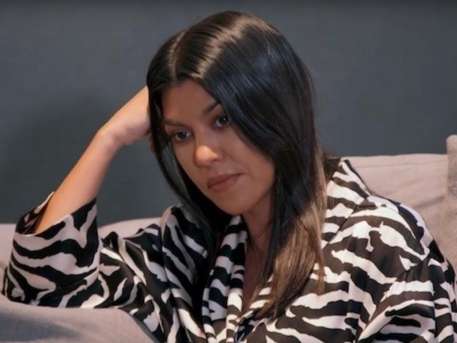 Kourtney Kardashian Shades Sisters Kim and Khloe for Eating Candy on 'KUWTK'