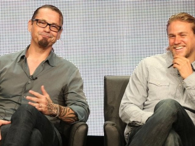 'Sons of Anarchy': How Kurt Sutter Discovered Charlie Hunnam's Work