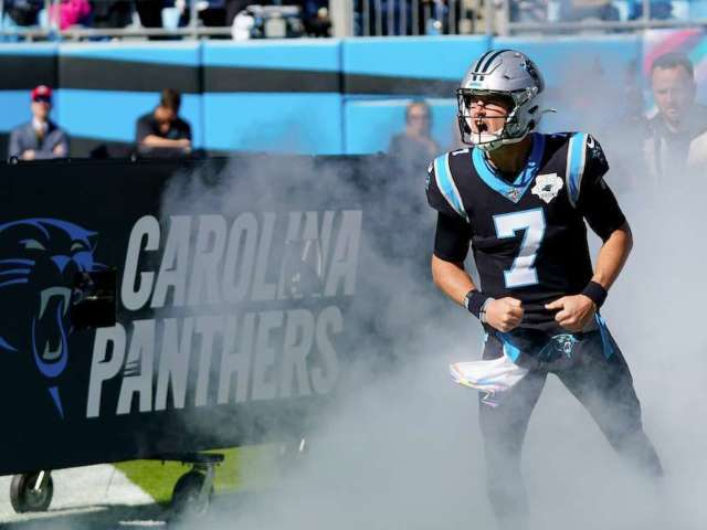 Panthers QB Kyle Allen Thanks Cam Newton for 'Setting the Example'