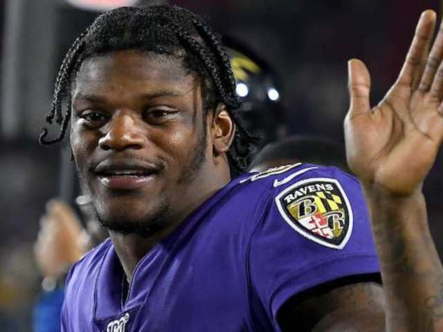 ESPN Commentator Booger McFarland Catches Heat for Old Lamar Jackson Tweet