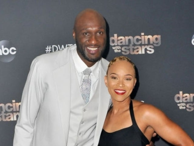 See the Huge Ring Lamar Odom Gave Fiancee Sabrina Parr