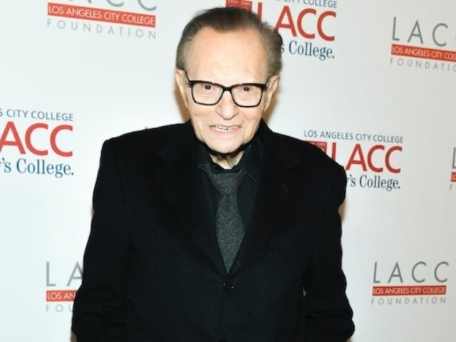 Larry King Moved out of ICU Amid Coronavirus Hospitalization