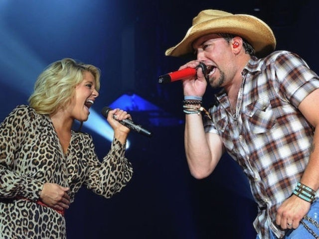 Jason Aldean Praises Lauren Alaina After 'DWTS' Finale