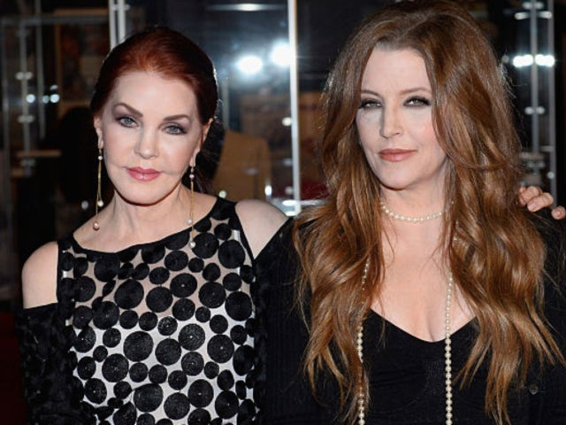 Priscilla Presley and Daughter Lisa Marie Reportedly Not Seeing Eye-to-Eye on Elvis Biopic