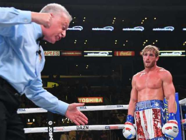 Logan Paul Tells Floyd Mayweather to 'Bring It On' Despite Loss to KSI