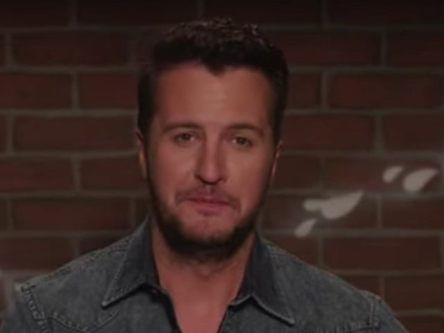 Luke Bryan Claps Back at 'Awful' Mean Tweet on 'Jimmy Kimmel Live'