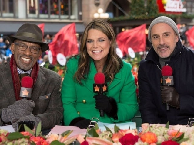 Twitter Lights up With Matt Lauer Jokes During Macy's Thanksgiving Day Parade