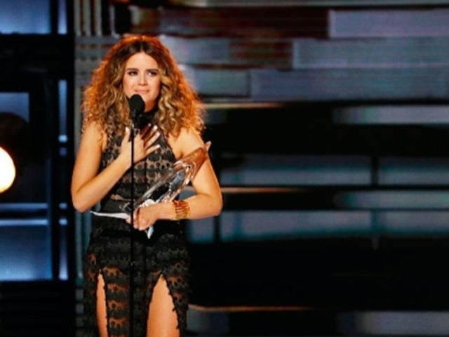 Maren Morris Recalls Humorous Mistake When Accepting Her First CMA Award