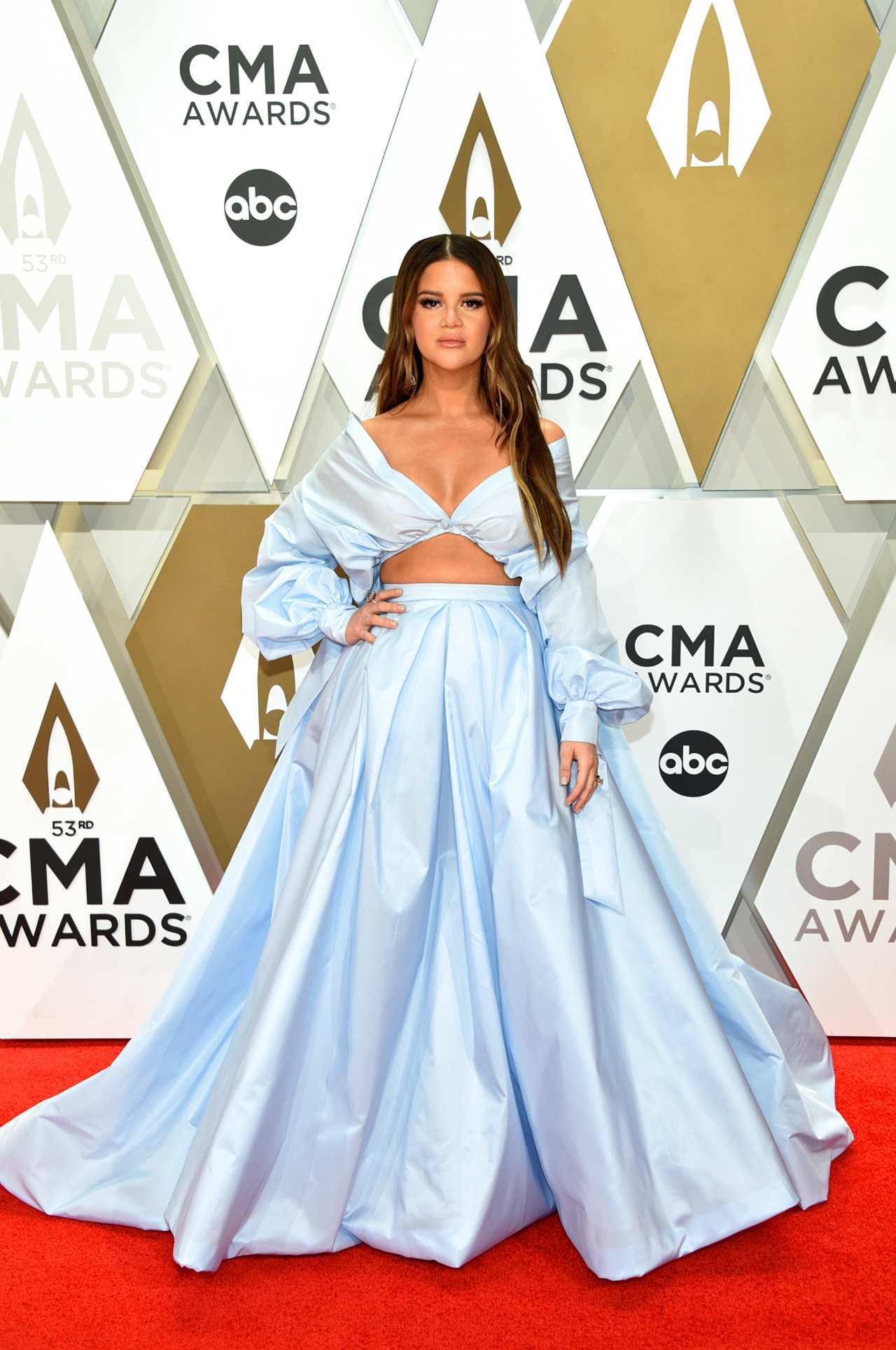 maren-morris-cma-awards-2019-Getty-Images